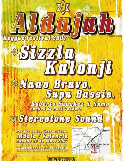 Aldajah Reggae 2007
