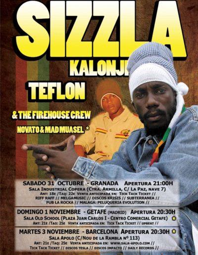 SIZZLA A3 2009 Final