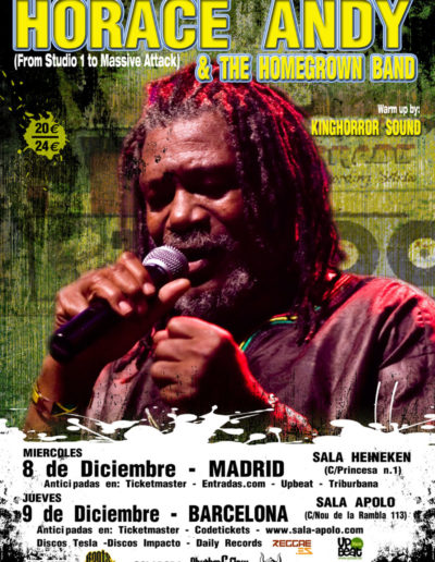 poster horace andy a3